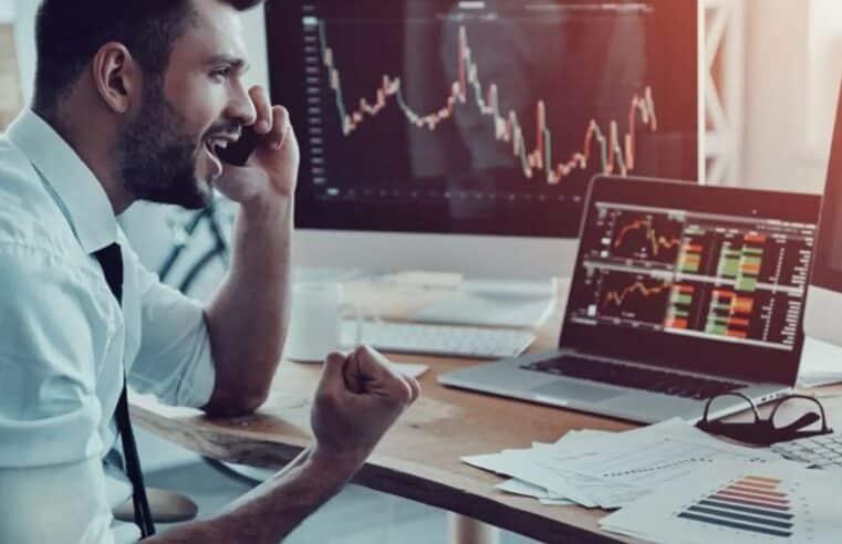 Trading en ligne : les achats d'actions par les particuliers ont été multipliés par 4
